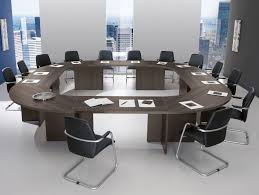 round large conference table