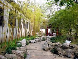 Small Picture Chinese Bamboo Garden In Modern Design Chinese Garden Inspiration