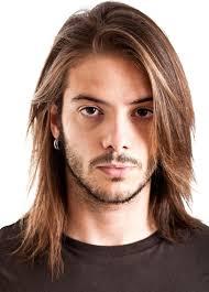 guys long hair photo 12