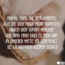 Mama Papa Die Verwandten Alle Die Dich Noch Nicht Kannten Haben