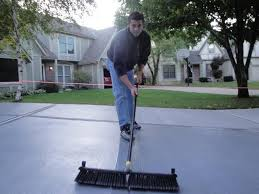 diy sanding and sealing concrete ehow