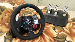Обзор от покупателя на <b>Руль Logitech G29</b> Driving Force (941 ...