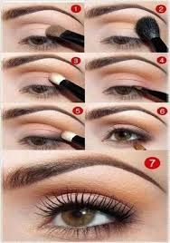 cute natural eye makeup