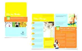 Microsoft Brochure Templates Download Publisher Brochure Templates Leaflet On Free Download Sample Layouts