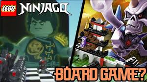 Ninjago Season 13: The Ninja Are Trapped in a Board Game? - YouTube