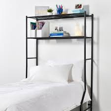 details about new dorm space saver sy steel over the bed shelving unit free