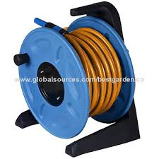 1 garden hose. China Portable Hose Reel, Mounting Bracket, With 1/2-inch X 20m 1 Garden