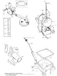 Toro 61 20ks02 d 200 automatic tractor 1976 parts diagram for onan