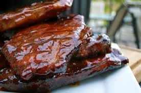 a midwestern bbq staple pork steaks