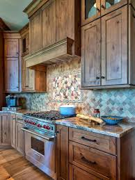 Stone Kitchen Rustic Stone Kitchen Heather Guss Hgtv