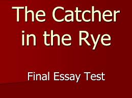 catcher rye summary essay < custom paper service catcher rye summary essay