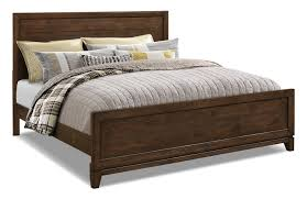 bed. Unique Bed Bedroom Furniture  Tacoma King Bed In M