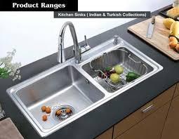 Designer Kitchen SinksKitchen Steel SinksKitchen Sink SupplierModular Kitchen Sink