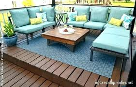 outdoor carpet for decks. Large Outdoor Rugs For Decks And Patios Crafty Ideas Imposing Design Stencil Paint Carpet H