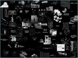 Black Aesthetic Laptop Wallpapers ...