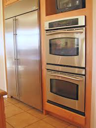 Huge Refrigerator Gourmet Kitchen