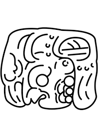 Small Picture Mayan art coloring pages Free Coloring Pages