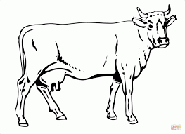 Small Picture Letter C Is For Cow Coloring Page Printable Pages Click The