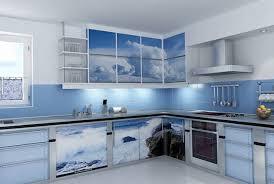 Blue Color In The Interior  Home Interior Design Kitchen And Kitchen Interior Colors