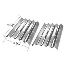 kenmore elite grill parts. kenmore gas grill replacement stainless steel heat shield/plate for 14117860, 141165400 elite parts s
