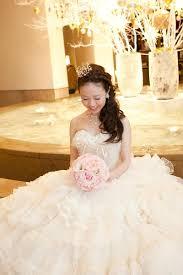 花嫁洋装ヘアスタイル ブライダルインフォメーション リトルハートのブログ