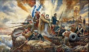 Лев Толстой воевал в Севастополе Крымская война
