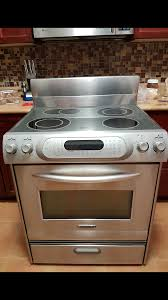 top 805 complaints and reviews about kitchenaid stoves ovens while cooking noticed fire coming out of electronic panel burning wires luckily i took action and turned off main power breaker could ve burned the house