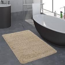 Hochflor Badezimmer Teppich Versch Größen U Teppichde
