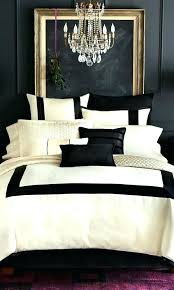 Black And Gold Bedroom Design Gold And Black Bedroom Decor Black And ...