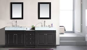 inch top bath and wide black grey modern without base sink bathroom double off abbey