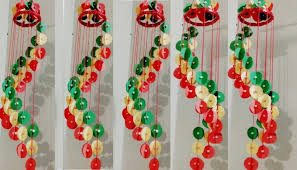 best decor craft diy wind chime diy wall hanging paper wall hanging