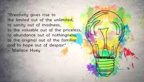 Quotes On Creativity Enchanting Words Of Wisdom Creativity