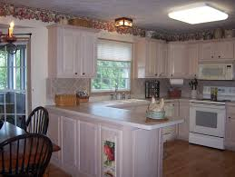 Oak Kitchen Cabinets And Wall Color Kitchen Pickled Oak Kitchen Cabinets Kitchen Cabinet Painting