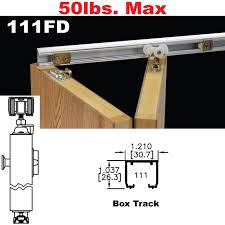 picture of 111fd bi fold door hardware