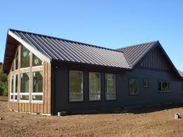 impressive tin roof house designs 1