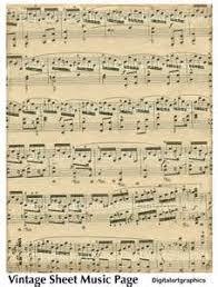 printable vintage sheet music free printable vintage sheet music vintage sheet music vintage