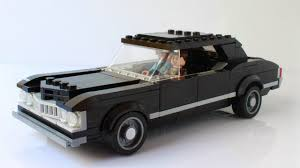 My Lego Chevy Impala 1967 from Supernatural with instructions ...