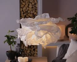 crumple white pendant lamp lighting. A Pendant Lamp Shade Made Of Crumpled Paper. Crumple White Lighting
