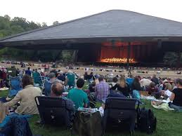 Blossom Music Center Lawn Rateyourseats Com