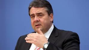 المانيا - الوزير جابرييل : سنواصل دعوة إسرائيل لحل الدولتين