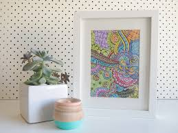 Image result for framed adult colouring pages