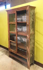 Kitchen Cabinet Display Zinc Wood Cabinet Jennifer Price Studio