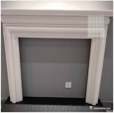 White fireplace mantel surround Inexpensive Aegean Limestone White Fireplaces Mantel Surrounds Zenwillcom Aegean Limestone White Fireplaces Mantel Surrounds From China670831