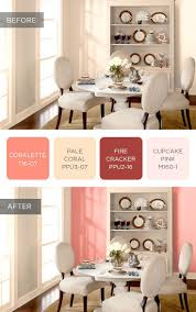... Its Amazing What A Pop Of Pastel Paint Can Do To Space This Roompeach  Interior Peach ...