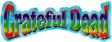 Grateful Dead Rainbow Logo - Bumper Sticker / Decal (6.25