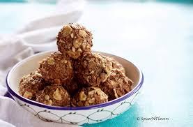 oreo laddu no cook leftover biscuit