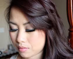 Dark Hair Style love happiness hair color burgundy black blue loreal medium hair 8134 by wearticles.com