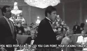Scarface Quotes Magnificent GIF Scarface Scarface Quotes Animated GIF On GIFER By Nicage