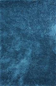 nuloom soft and plush teal area rug 4 x 6