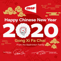 The best gifs are on giphy. Chinese New Year Gif By Badminton World Federation Find Share On Giphy